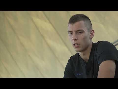 Filip Benković o ambicijama Hrvatske U-21 na EP-u
