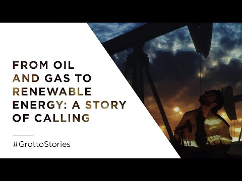 From Oil and Gas to Renewable Energy: A Story of Calling