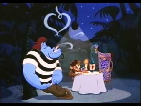 Sinä Tuuba Paska - Aladdinin aviokriisi