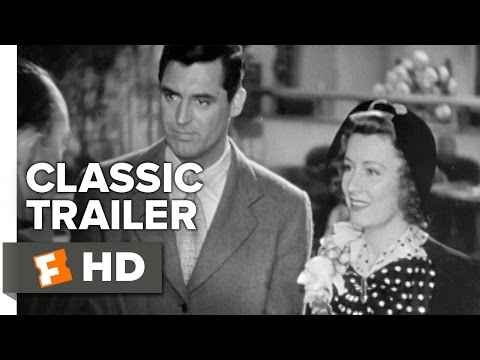 My Favorite Wife (1940) Official Trailer - Cary Grant Movie