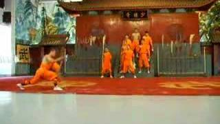 Khmer Funny Movies - monk trained his balls.