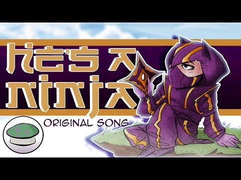 He's A Ninja「だってばよ」- The Yordles (Original Song)