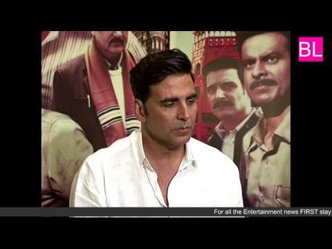 What should Akshay Kumar's Thuppaki remake be call
