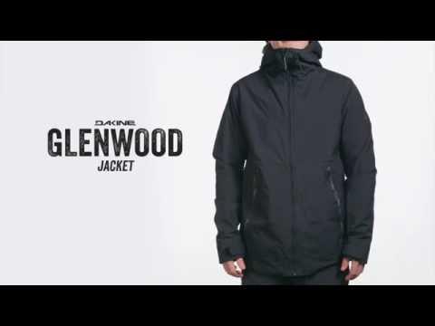 Dakine Glenwood Wasserdichte Ski / Snowboard / Outdoor Jacke für den Winter
