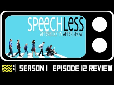 Speechless Season 1 Episode 12 Review & After Show | AfterBuzz TV