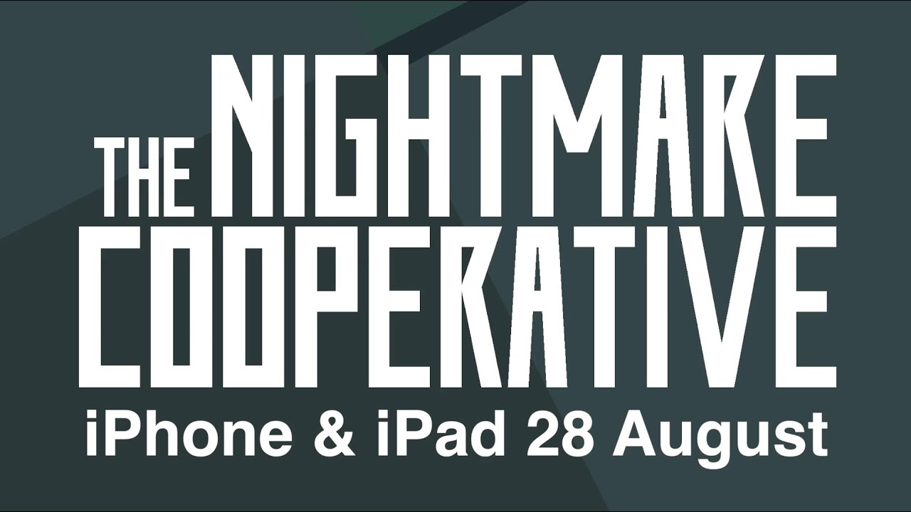 Lucky Frame's Roguelike 'The Nightmare Cooperative'  Quests on iOS on Thursday, August 28th