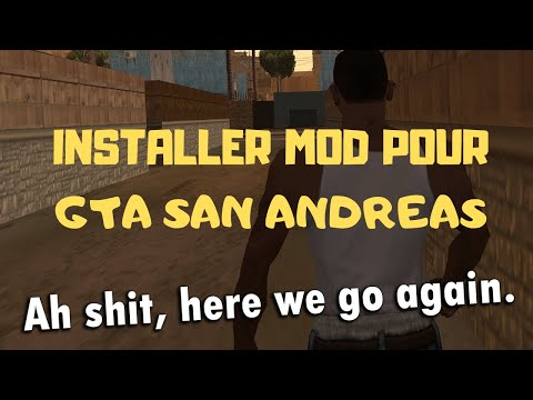 comment installer gta san andreas