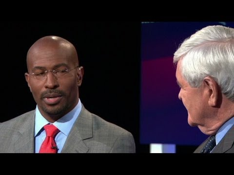 Gingrigh Washington Jefferson - CNN Crossfire hosts Van Jones and Newt Gingrich agree on the fact that the United States is an exceptional nation. More from CNN at http://www.cnn.com/