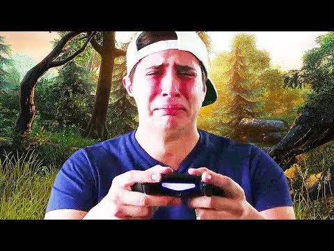 Top 5 SUPER SAD Video Games That Made You And Me Cry | Chaos