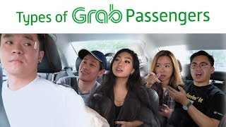 Video Types Of Grab Passengers MP3, 3GP, MP4, WEBM, AVI, FLV November 2018