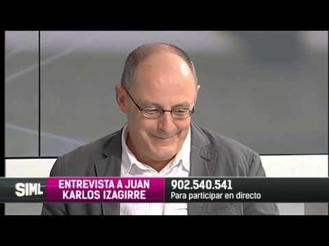 Entrevista a Juan Karlos Izagirre en el programa Sin Ir Más Lejos de ETB2