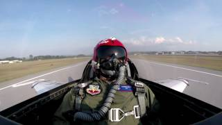 Fairfax (VT) United States  City new picture : Alex Paci rides with USAF Thunderbirds