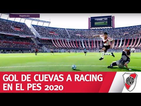 ¡¡HACELO, CUEVAS!! Y Pipino lo hizo hasta en el PES 2020