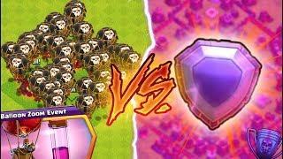 Video BALLOON EVENT VS. LEGENDS CHALLENGE! Clash of Clans NEW EVENT! MP3, 3GP, MP4, WEBM, AVI, FLV Oktober 2017