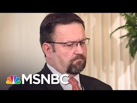 Hungarian Police Have Active Warrant For Sebastian Gorka's Arrest | All In | MSNBC