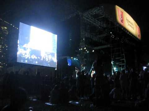 and Kimbra Somebody That I Used to Know (Laneway Festival Singapore 2013)