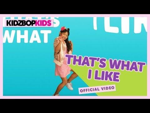 Video KIDZ BOP Kids – That's What I Like (Official Music Video) [KIDZ BOP 35] download in MP3, 3GP, MP4, WEBM, AVI, FLV January 2017