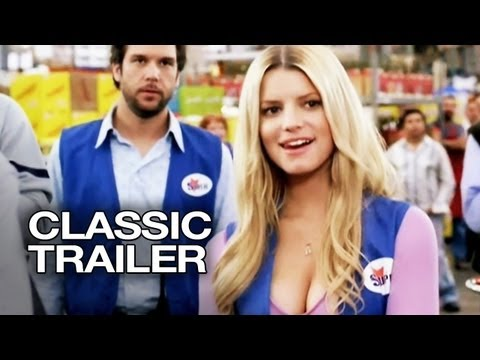 Employee of the Month (2006) Official Trailer #1 - Jessica Simpson Movie HD