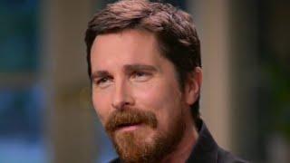 Video Christian Bale Talks 'Knight of Cups' & 'Batman v. Superman' MP3, 3GP, MP4, WEBM, AVI, FLV April 2018
