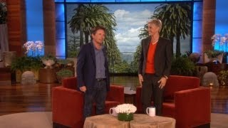 Michael J. Fox On Staying Positive Through Parkinson's