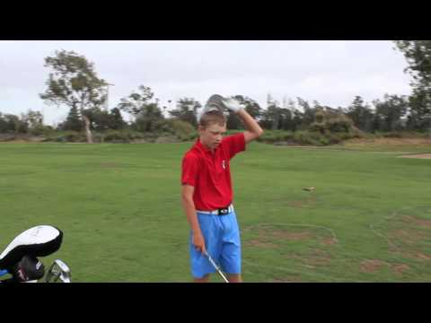 "Top Ranked Junior Golfer ""Course Vlog"" Part 2"