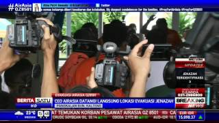 Bos AirAsia Datangi Pangkalan Bun