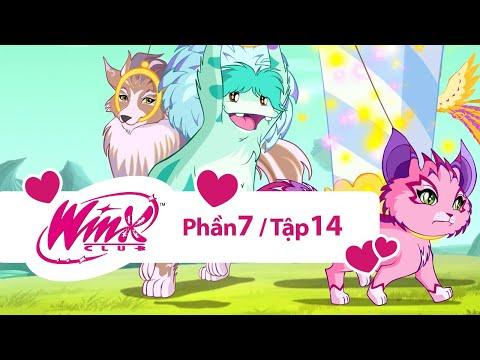 Winx Club - Winx Công chúa phép thuật - Phần 7 Tập 14 [trọn bộ] - Thời lượng: 22 phút.