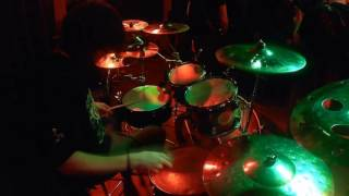 Video Ortomen-Nightmare (Drum Cam)