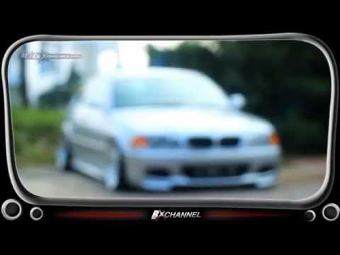 BX Rides - Modifikasi BMW E46 Simple & Daily Use