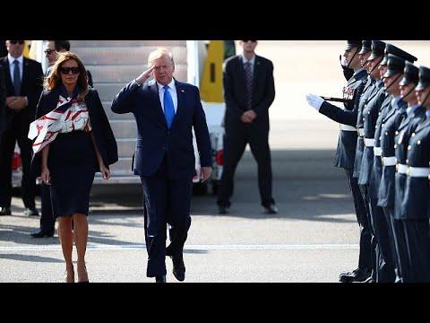 Τραμπ και Μέι συζητούν για τις εμπορικές σχέσεις μετά το Brexit …