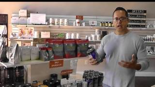 Local Health Market Customer Review about Professional Supplements