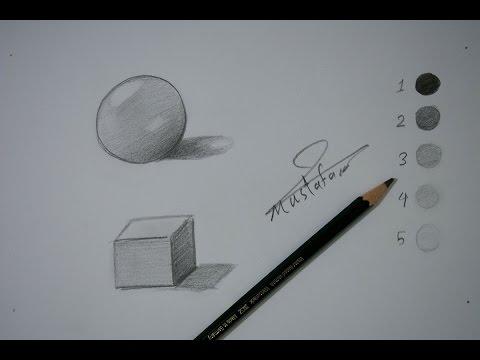 تعلم تظليل الرسم مهم جداً لتعلم الرسم