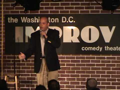 Nat Mund DC Improv Comedy School Showcase.m4v
