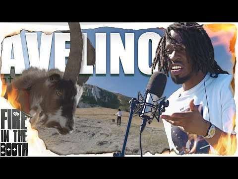 Avelino – FIRE IN THE BOOTH pt 4