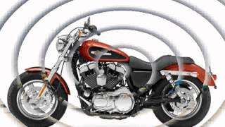 9. 2011 Harley-Davidson Sportster 1200 Custom Features and superbike