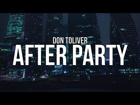 Don Toliver - After Party (Lyrics)