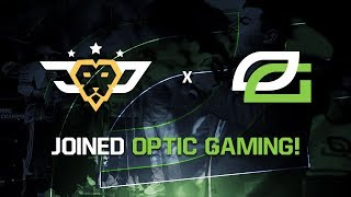I'VE JOINED OPTIC GAMING!