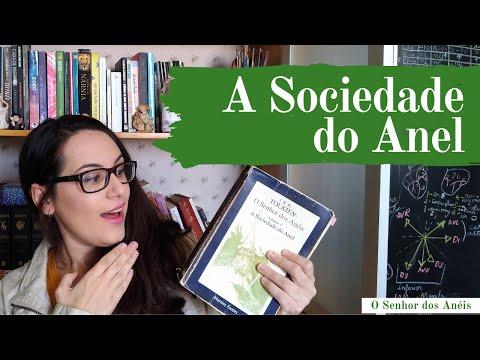 A SOCIEDADE DO ANEL - O SENHOR DOS ANÉIS (comentário)