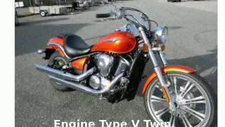 10. 2009 Kawasaki Vulcan 900 Custom Review, Specification
