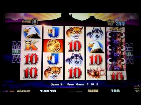 Buffalo Slot Wonder 4. Max $8.00 bet Video 4 of 5 Enjoy. Treasure Island Resort And Casino