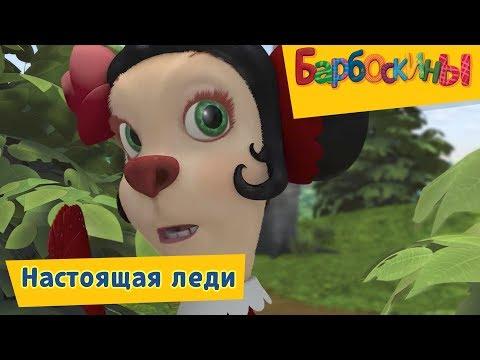 Барбоскины - Настоящая Леди. Сборник мультфильмов (видео)