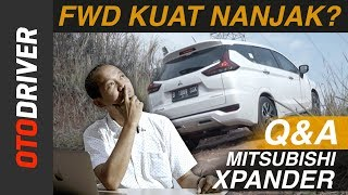 Video Mitsubishi Xpander 2017 Q&A | OtoDriver MP3, 3GP, MP4, WEBM, AVI, FLV Desember 2017