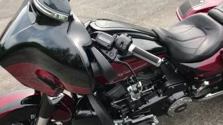 8. 2017 Harley Davidson CVO Street Glide for sale ~ 2018 lineup soon