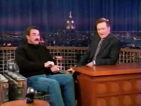 Tom Selleck's Moustache - 1/16/03