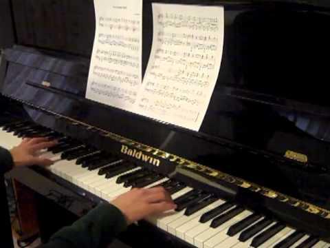 GOSICK ED 『Resuscitated Hope 』Piano (видео)