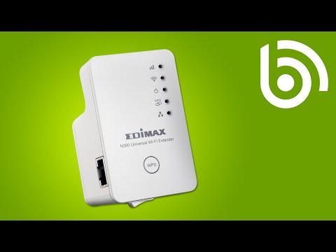 Edimax EW-7438RPn Overview