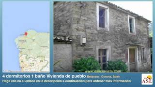 Betanzos Spain  city photo : 4 dormitorios 1 baño Vivienda de pueblo se Vende en Betanzos, Coruna, Spain