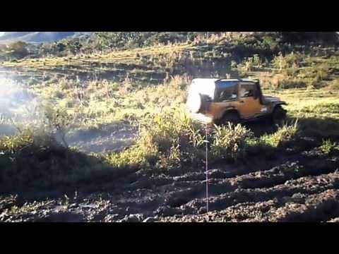 XIV TEXAS OFF ROAD 2013 - Trilha de Jeep em Jacarezinho - Diego Cóccia