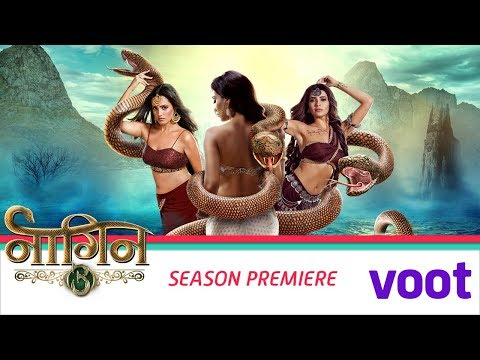 Voot - Naagin Season 3 - Promo 2 (видео)