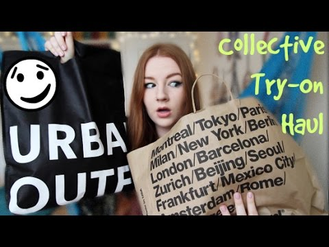 Collective Try-On Haul: Anthropologie, Golf Wang, American Apparel & MORE!